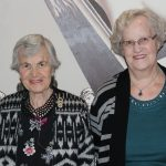Anne Russell and Marg Jenkin