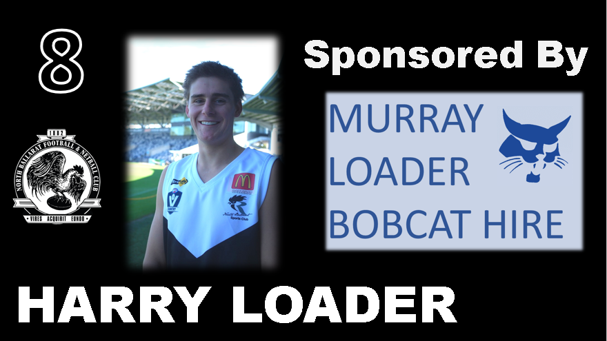 Harry Loader Sponsor
