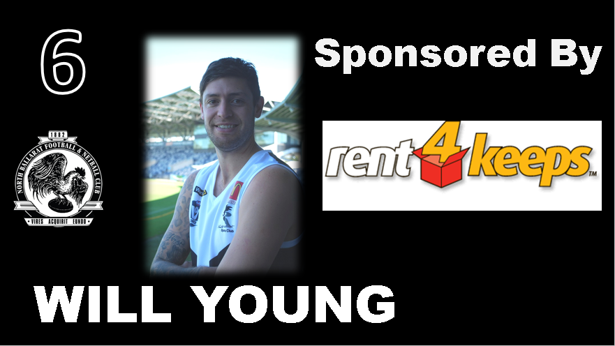 Will Young Sponsor