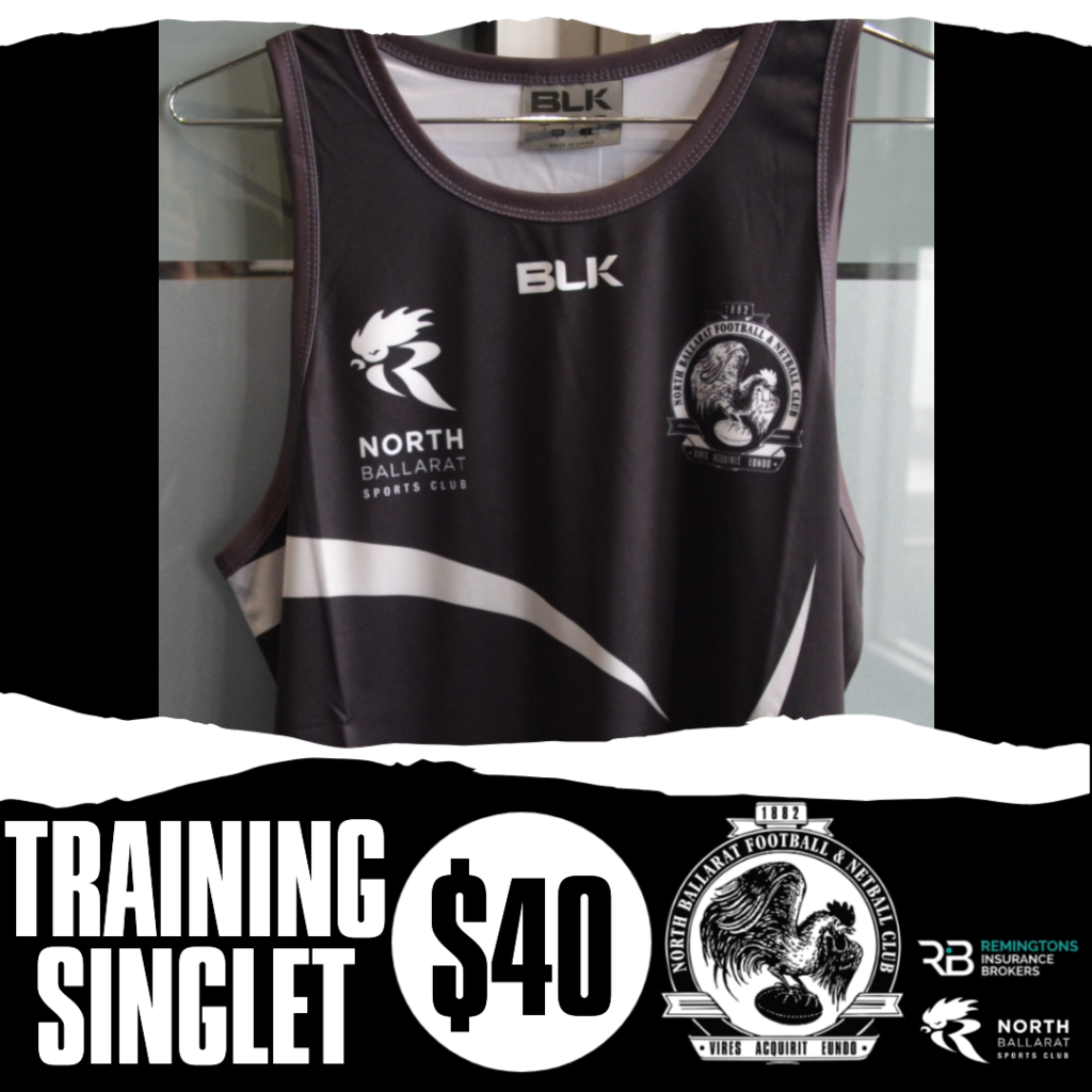 training singlets football